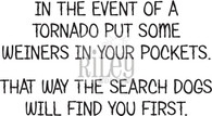 Tornado Advice