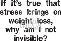 Why am I not invisible