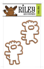 Basic Dress Up Cows - Die Set (set of 2)