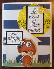 Card Kit - Do More of What Makes you Happy
