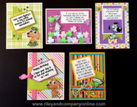 Funny Bone Card Kit by Riley & Company