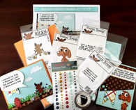 Riley & Co. Monthly Card Kit - Feb/March 2020