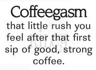 Coffeegasm