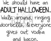 Adult Halloween