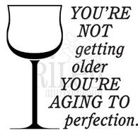 Aging to Perfection