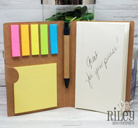 Small Note/Post It Note Set