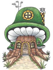 Mushroom Lane House 3