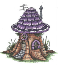 Mushroom Lane House with Cellar