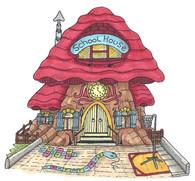 Mushroom Lane School House