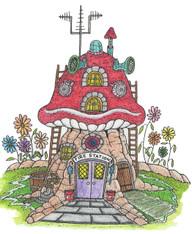 Mushroom Lane Fire Station