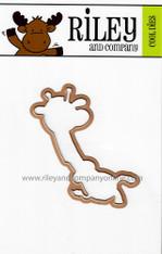 Giggling Giraffe die