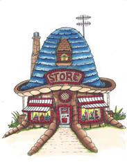 Mushroom Lane Store