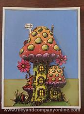 Mushroom Lane Card Kit #3
