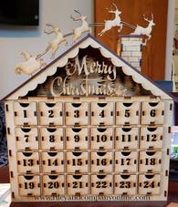 Christmas Advent Calendar Kit 2021 (includes $15 shipping)