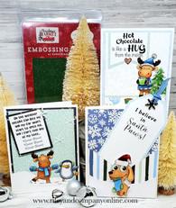 Christmas Card Kit #2