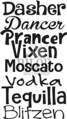 Dasher Dance Prancer