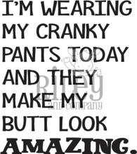 Cranky Pants