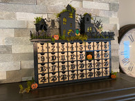 Halloween 2021 Advent Calendar Kit (price includes $15 shipping)