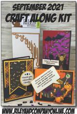 September Card Kit with Die
