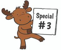 Special #3 - Lead In Sayings 1 stamp/die bundle