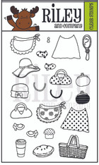Dress Up Riley - Sophies Accessories Clear Set