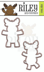 Basic Dress Up Riley - Dies (set of 2)