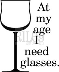 Glasses at My Age