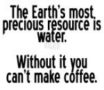 Precious resource