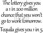 Lottery Chances