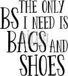 Bags and shoes