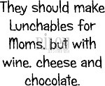 Lunchables for moms