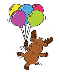 Balloons Riley