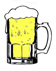 Beer Mug - Large
