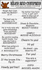 Moose Sayings 1