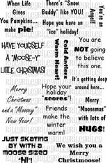 Christmas Words 1