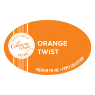 Orange Twist Ink Pad