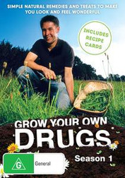 DVD: Grow Your Own Drugs - Season One