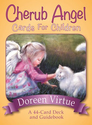 Cherub Angel Cards for Children Deck