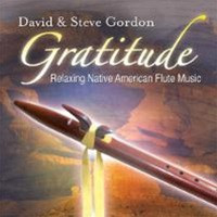 CD: Gratitude - Relaxing Native American Flute Music