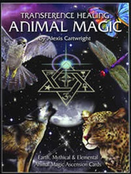 TRANSFERENCE HEALING ANIMAL MAGIC CARDS