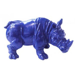 Blue Rhinocerus of Protection