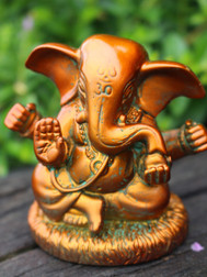 Large Eared Ganesha figurine