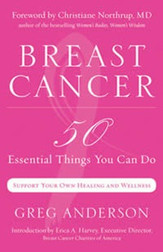 Breast Cancer: 50 Essential things