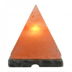 Small Pyramid Himalayan Salt Lamp