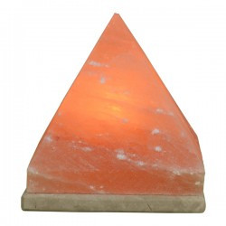 Large Pyramid Himalayan Salt Lamp