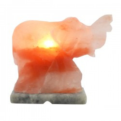 Elephant Shaped Himalayan Salt lamp