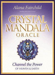 Crystal Mandala Oracle Deck