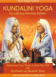 Kundalini YOga for a Strond Nervous system