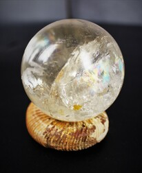 Natural Citrine Sphere
