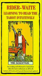 DVD: RIDER WAITE - LEARNING READ TAROT